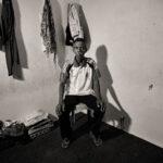 Djafar, 70 tahun, alamat Taipa, Palu Utara, Sulawesi Tengah, dipenjara tanpa peradilan 1965 dan dibebaskan 1981, dipekerjapaksakan selama dipenjara.